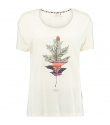 O'Neill LW Peaceful Pines T-shirt póló - top D