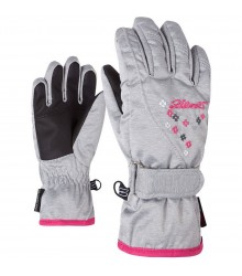 Ziener Limonia Girls Glove Junior kesztyű D