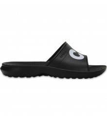 Crocs Classic Graphic Slide papucs D