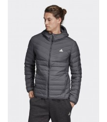 Adidas PERFORMANCE Varilite Soft 3-stripes Hooded Jacket utcai kabát