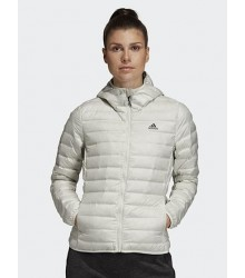 Adidas PERFORMANCE Varilite Hooded Down Jacket utcai kabát