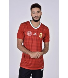 Adidas Performance Hungary Home Jersey focimez