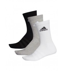Adidas Performance Cushioned Crew Socks 3 Pairs magasszárú zokni