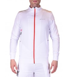 Babolat Core Club Jacket Men végigzippes pulóver