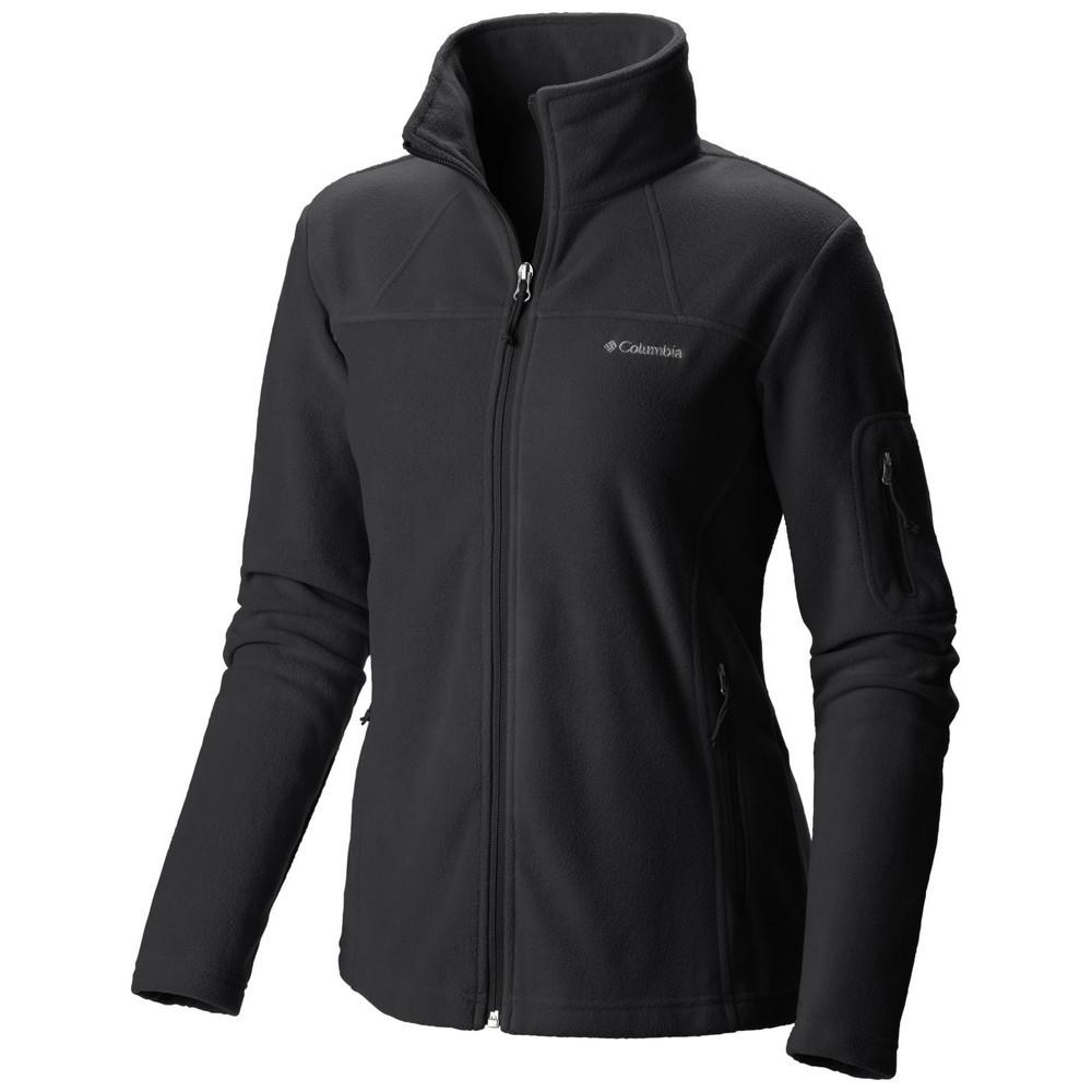 Columbia Fast Trek II Full Zip Fleece Jacket polár - softshell - középréteg D