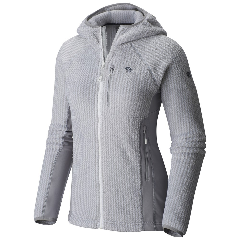 Mountain Hardwear Monkey Woman Pro Hooded Jacket polár - softshell - középréteg D