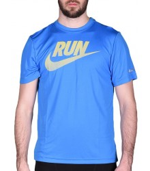 Nike Df Graphic Challenger running t shirt
