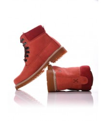 Dorko Woodsman Iron Rusty Red bakancs
