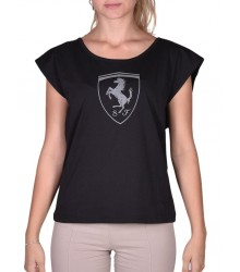 Puma Ferrari Big Shield Tee rövid ujjú t shirt