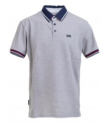 Dorko Collar Polo T-shirt Men rövid ujjú póló