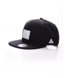 Dorko Badge Snapback Black/white baseball sapka